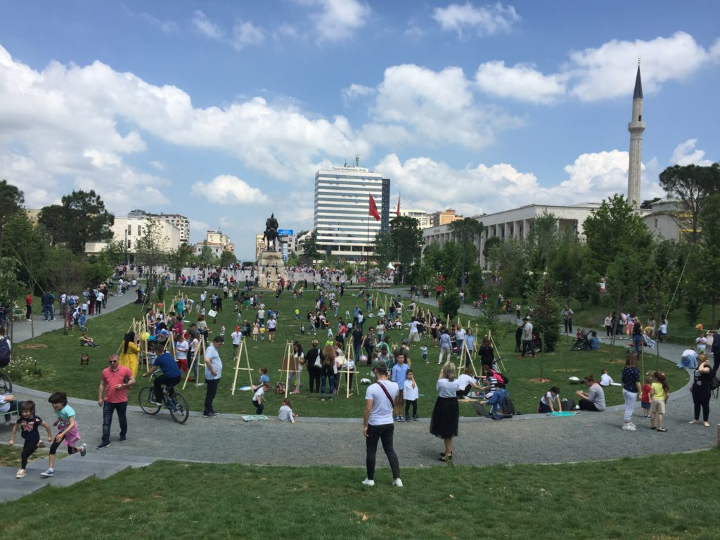 Ultimi giorni a Tirana