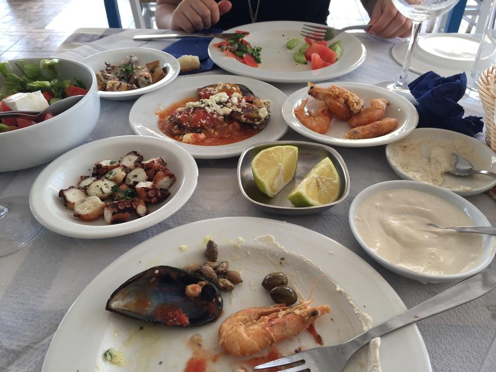 Cipro cucina
