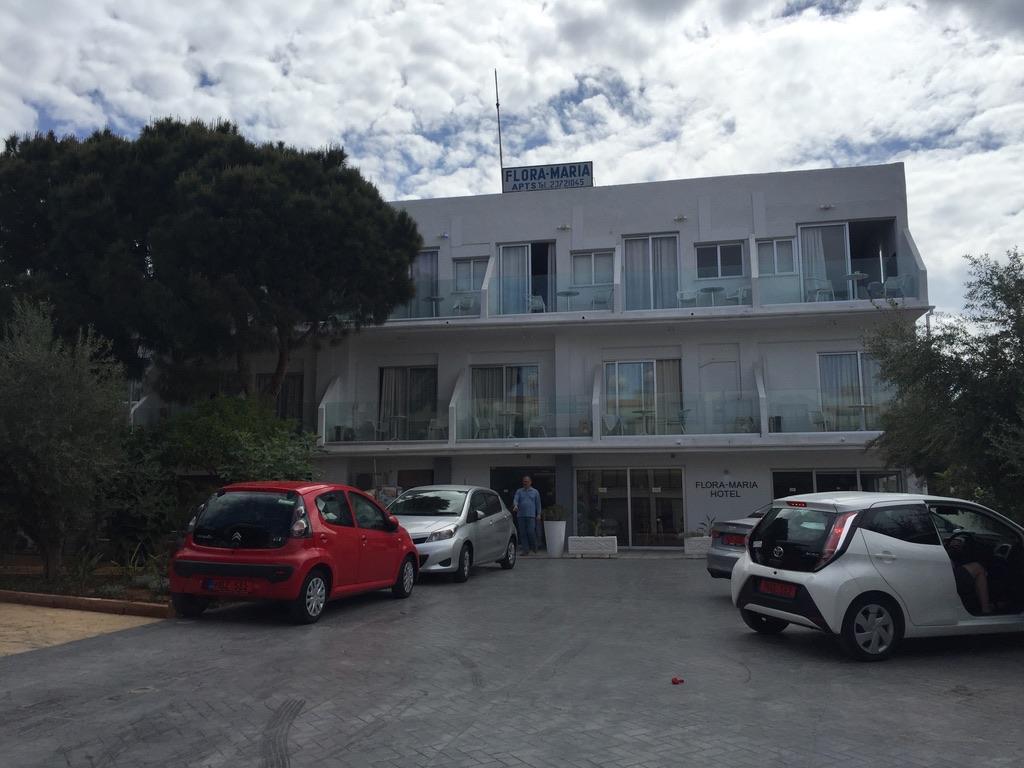 Agia Napa dove dormire - Il Flora Maria Hotel