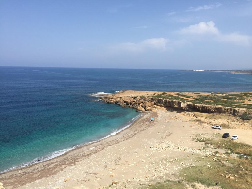 Cipro mare e spiagge