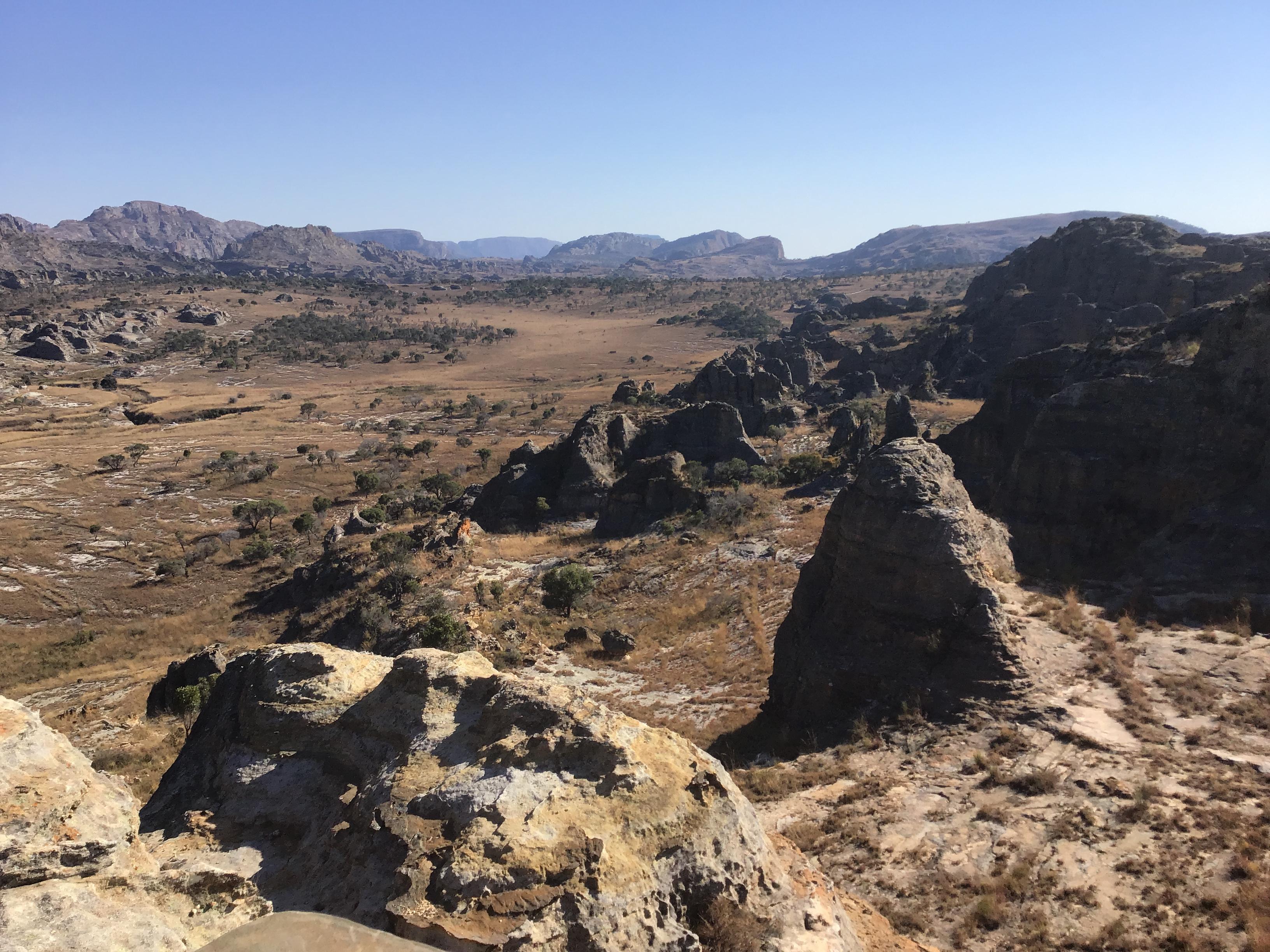 I Parchi del Madagascar