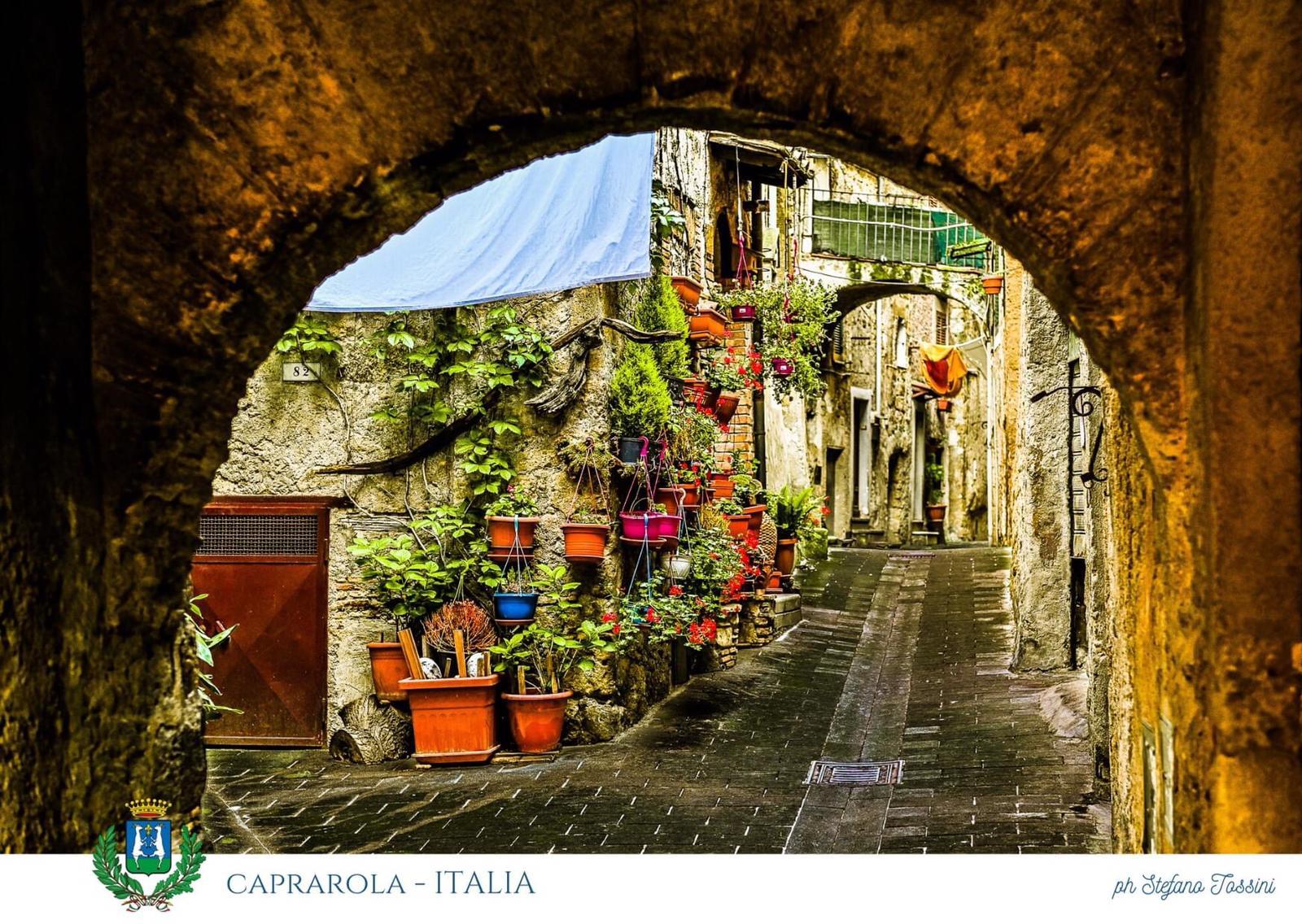 Caprarola - Credits foto: Comune di Caprarola