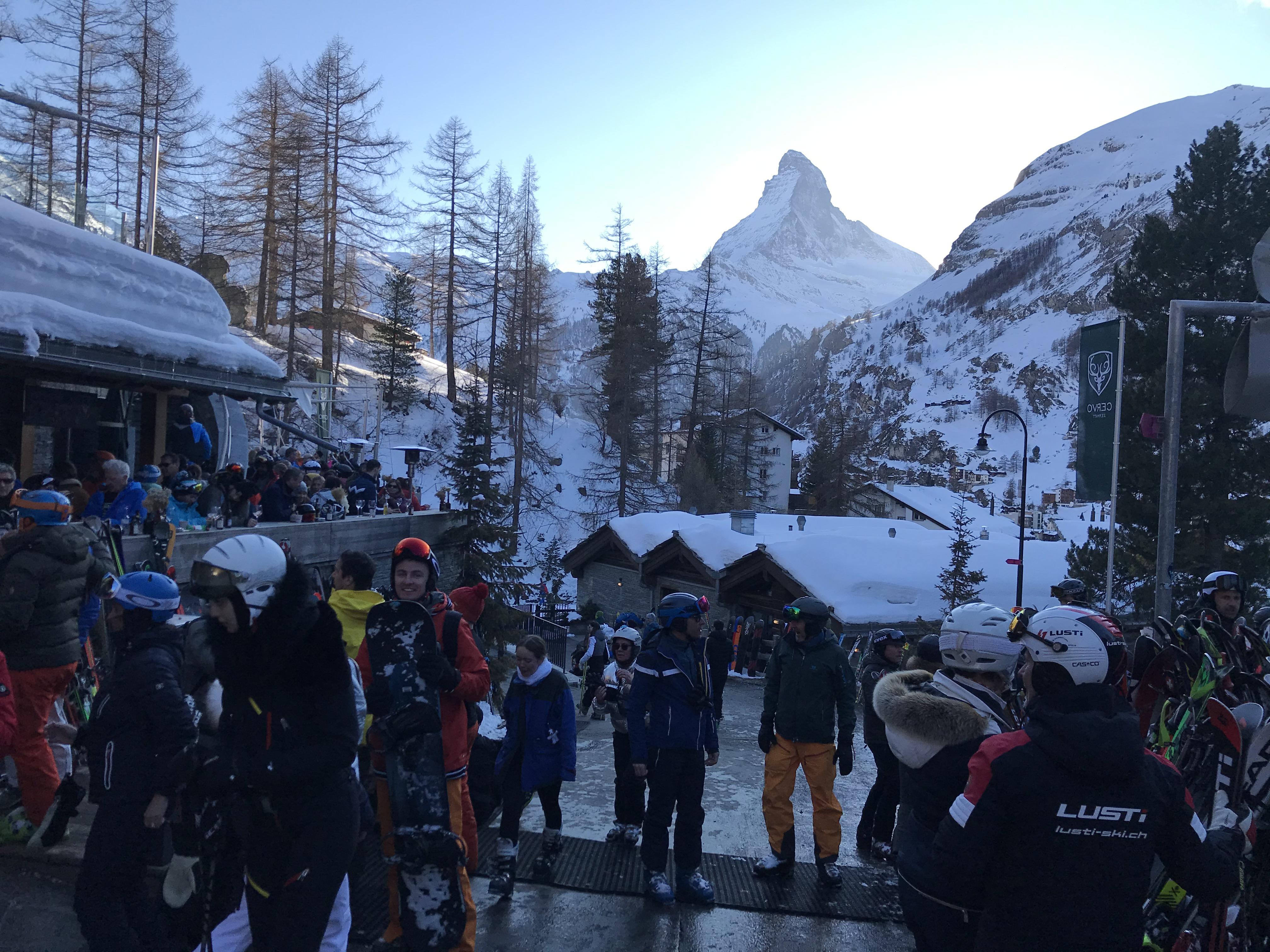 Zermatt Informazioni utili per sciare e per la settimana bianca