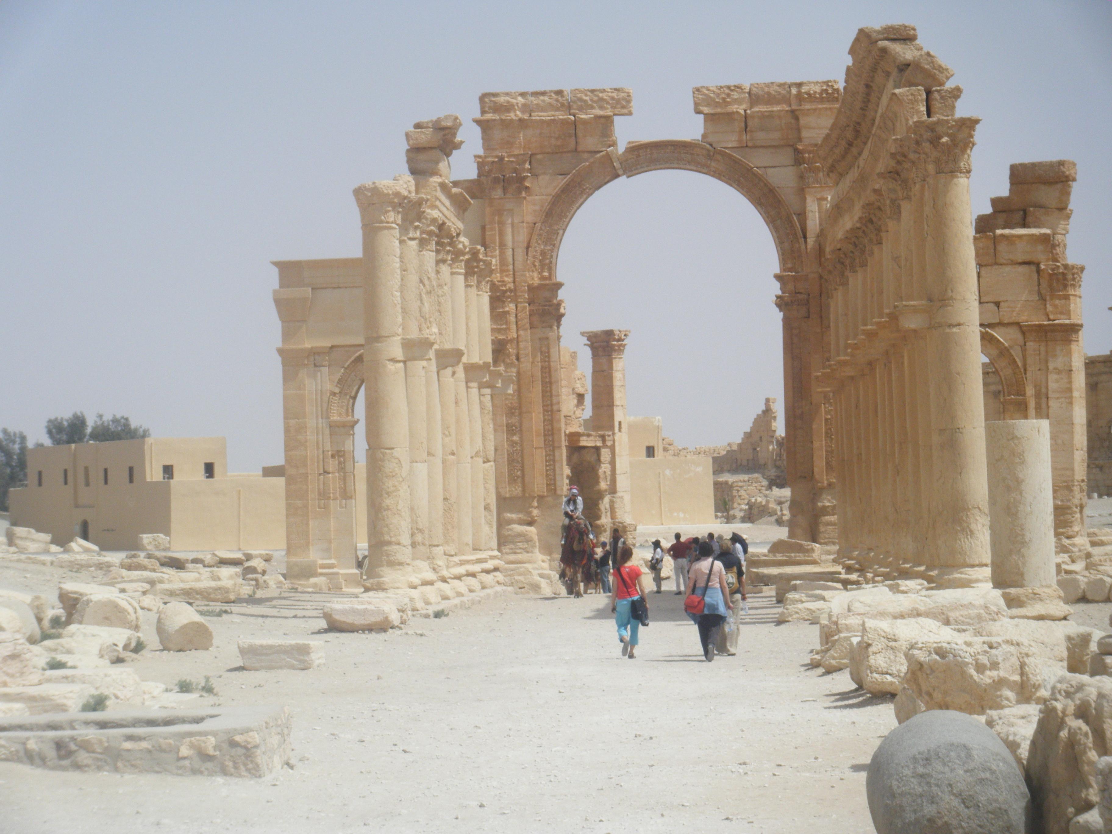 Siria perche'