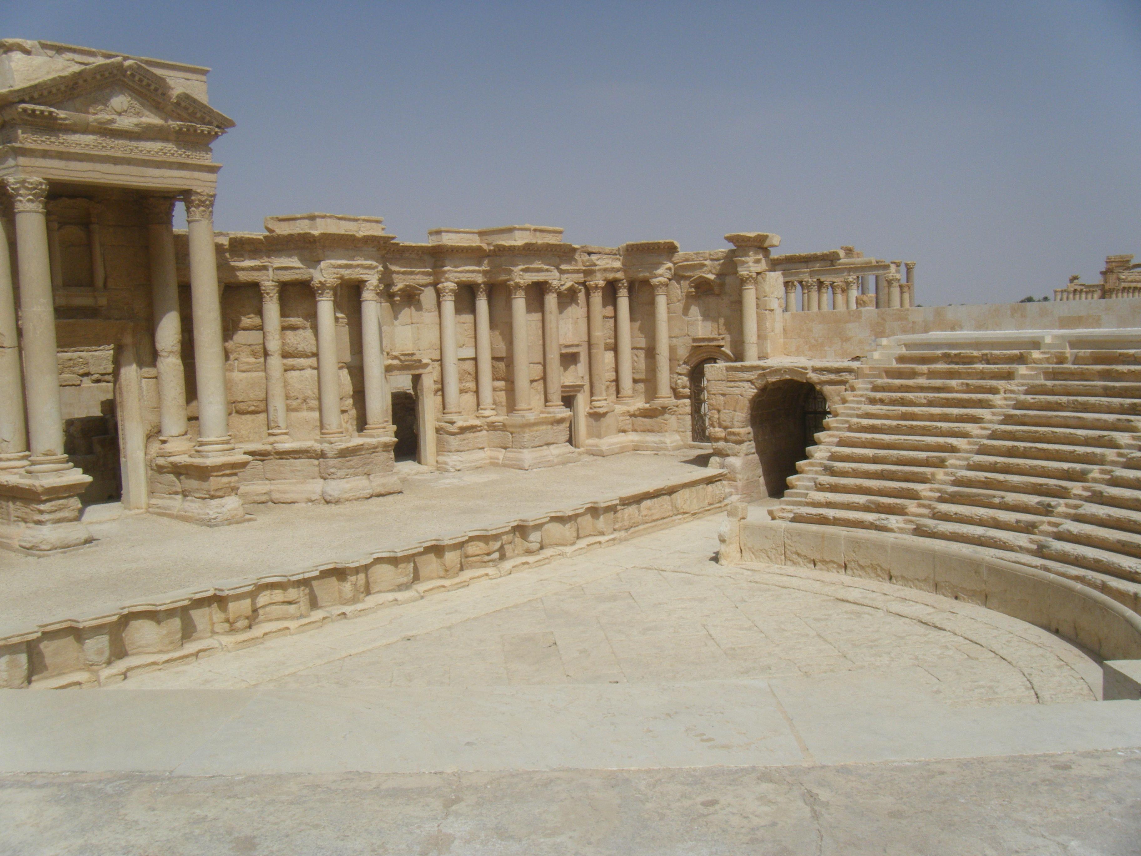 Siria cosa vedere