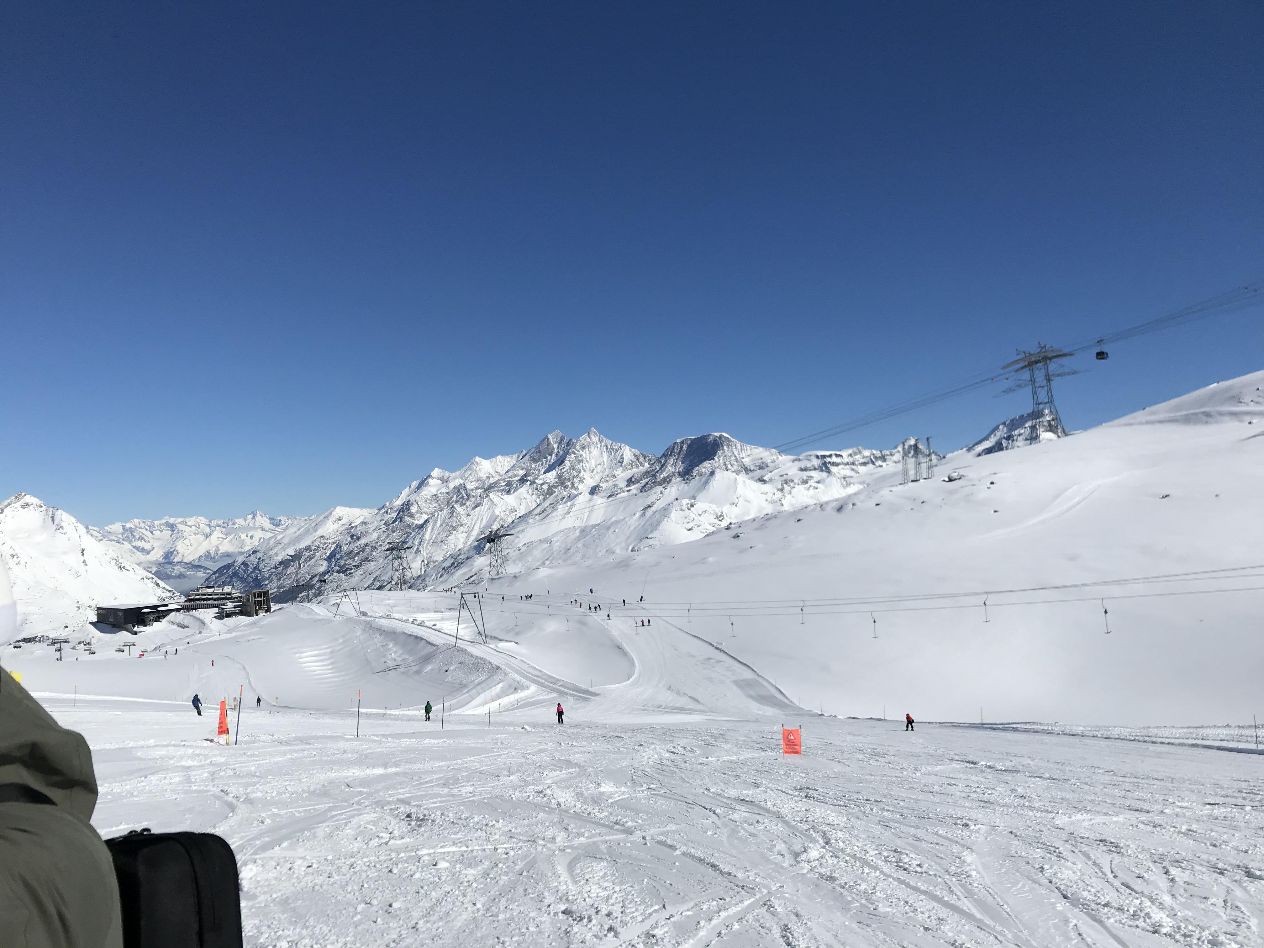 Zermatt Piste