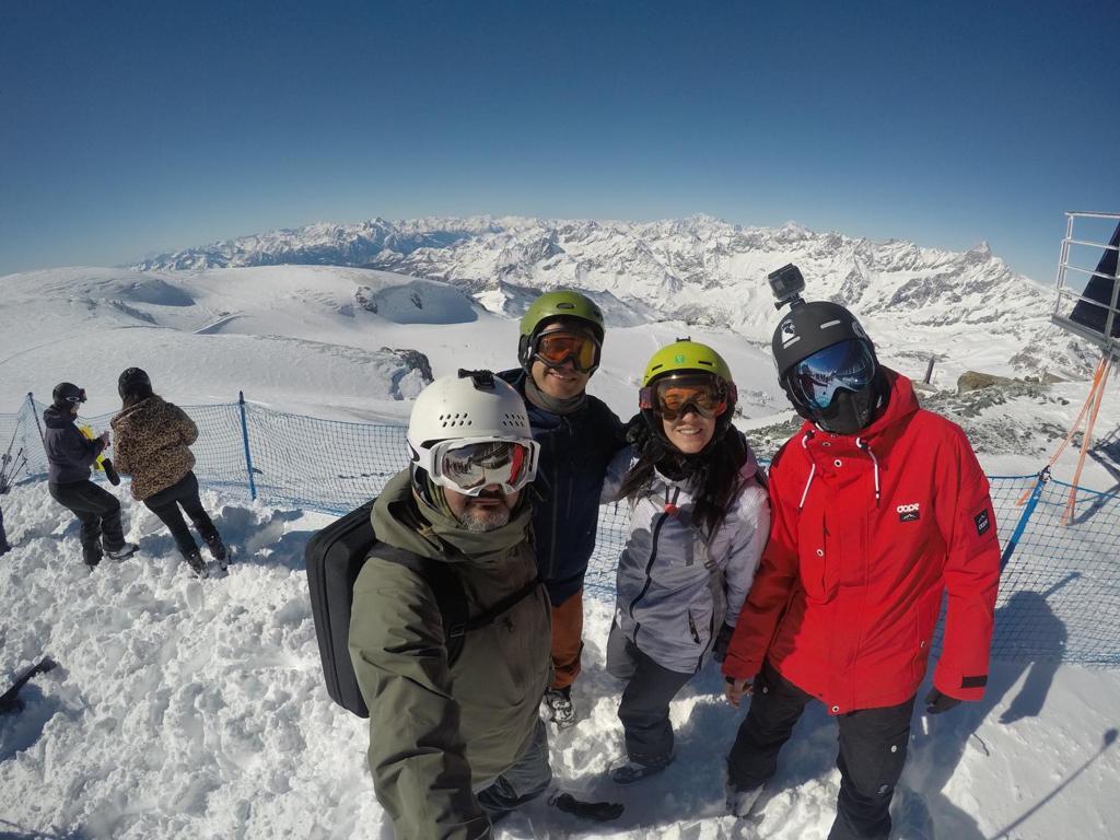 Zermatt - Uno dei paradisi per il fuoripista sulle Alpi