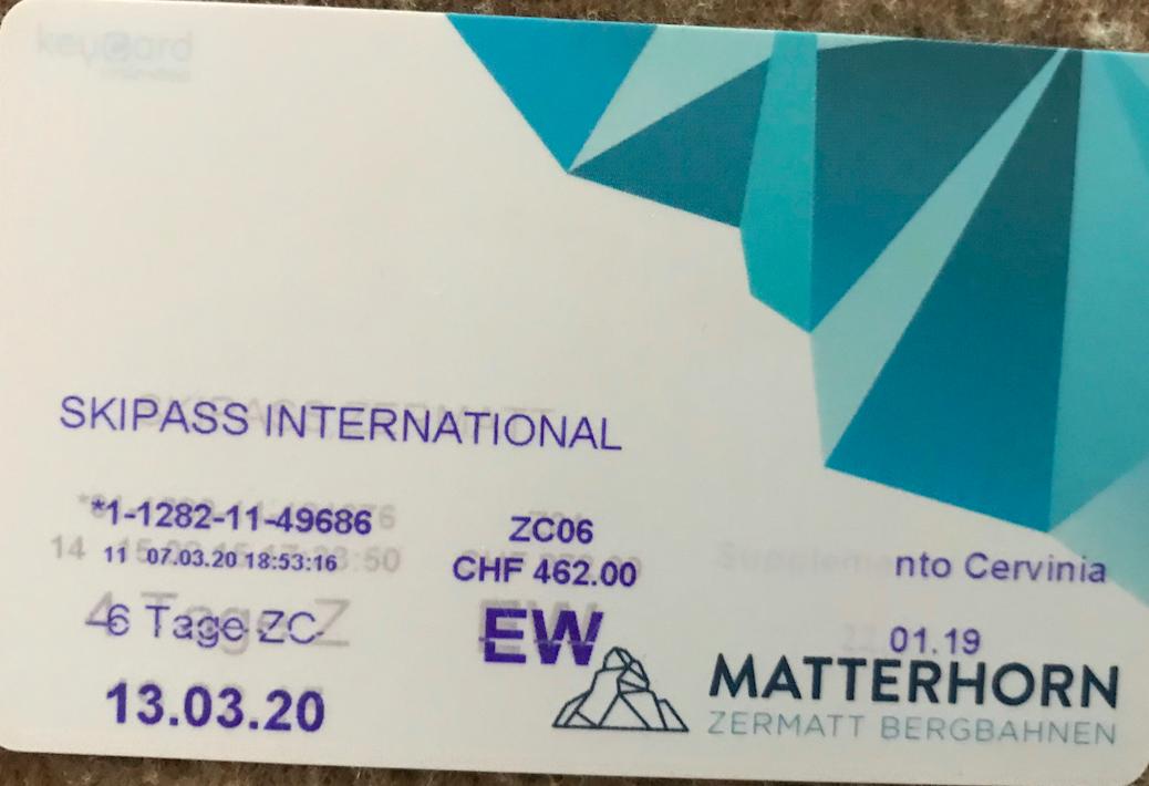 Zermatt informazioni utili per sciare