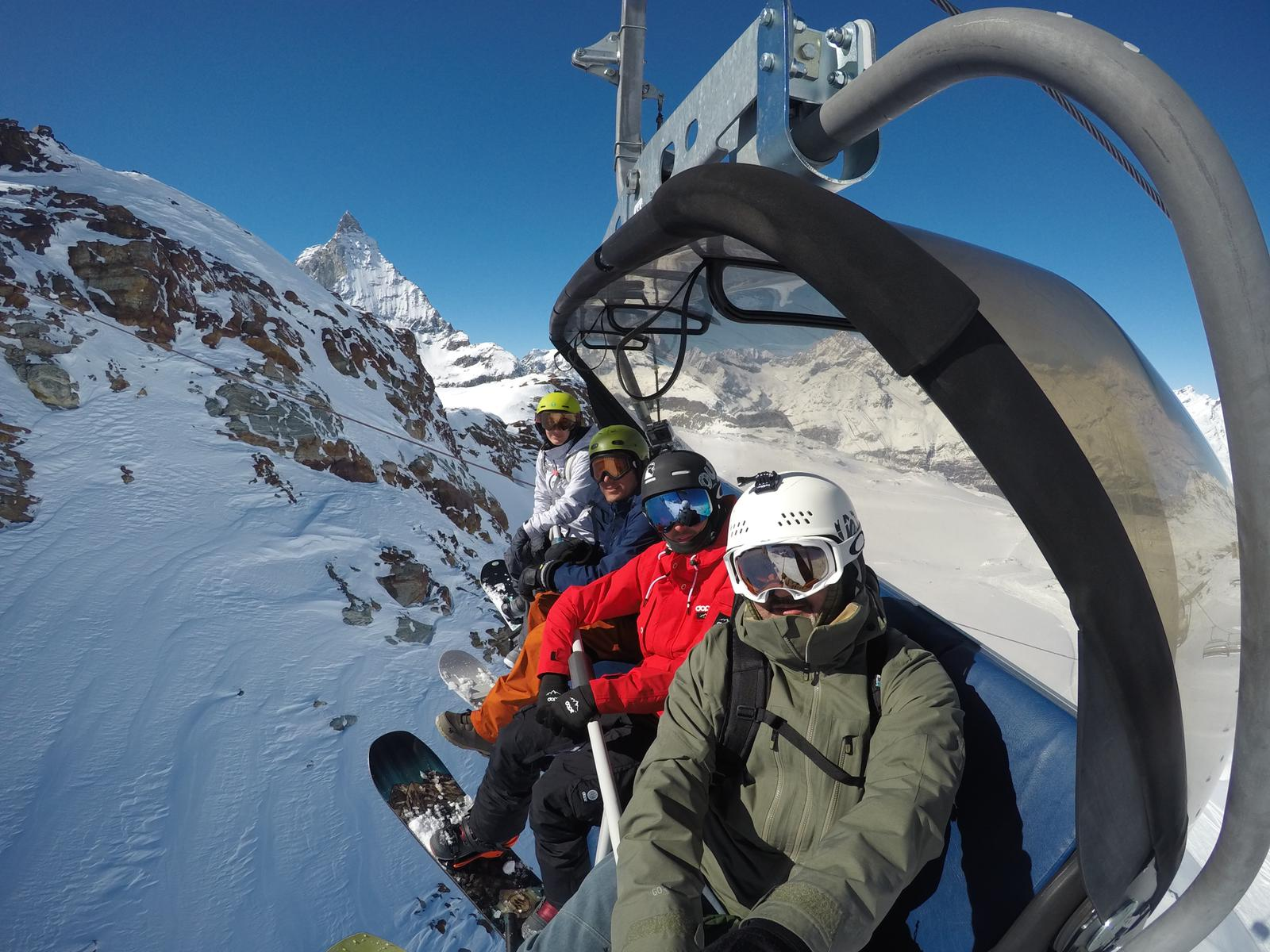 Zermatt Perche'