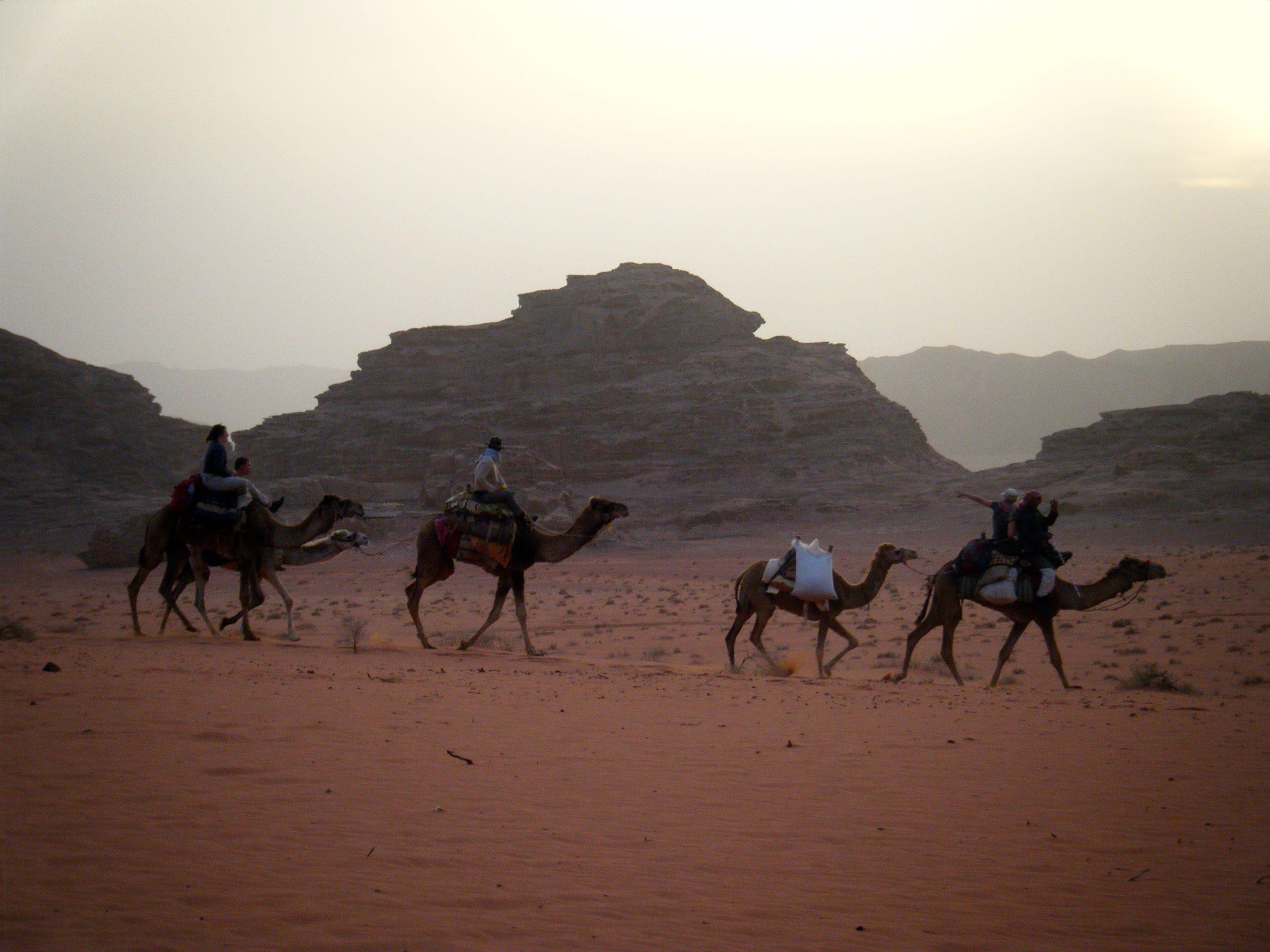 Perchè andare in Giordania