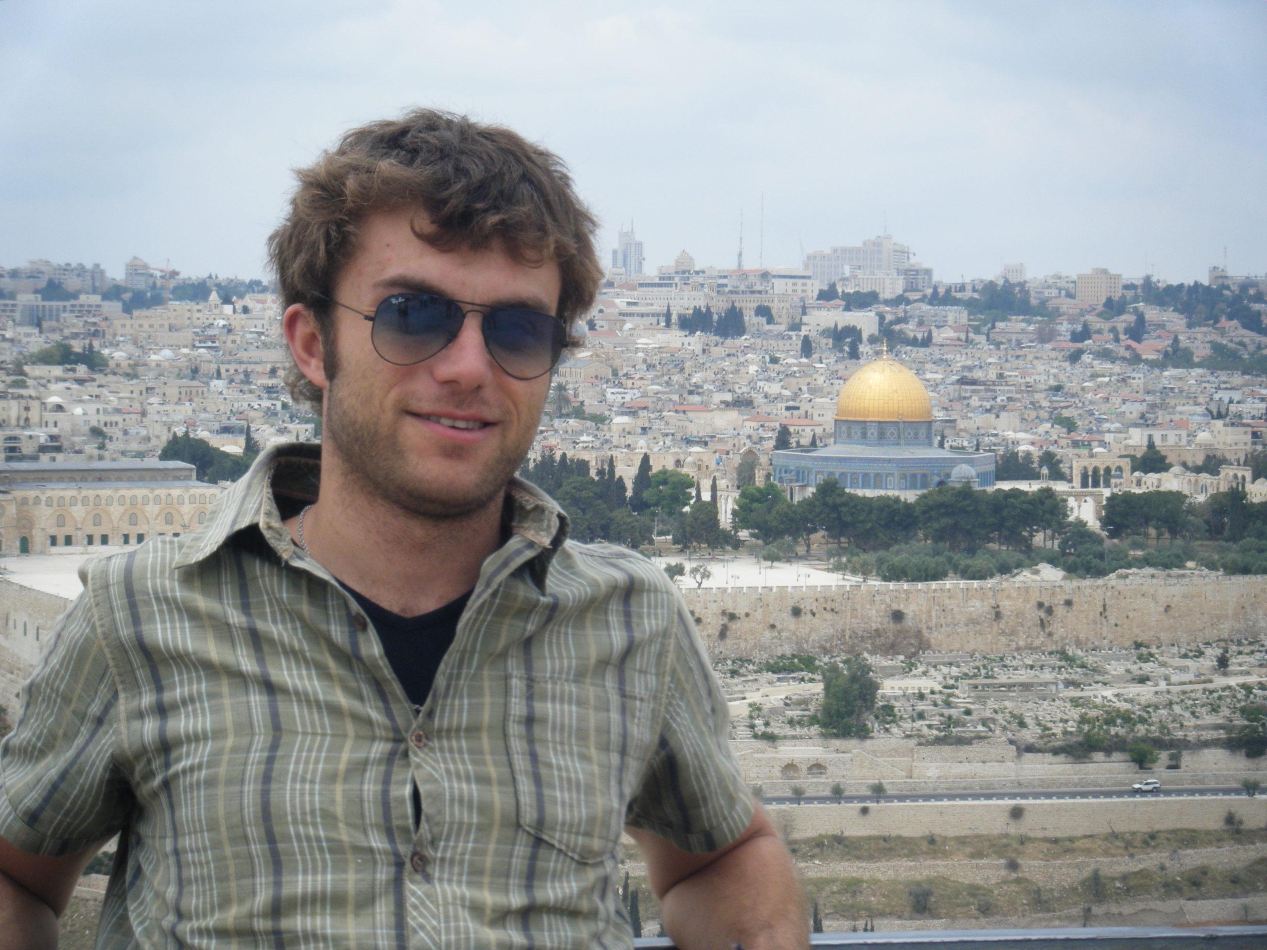 Racconto della giornata a Gerusalemme